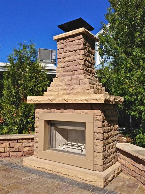 claremont fireplace outdoor fireplace kits outdoor