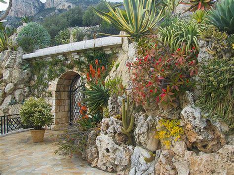 giardino botanico montecarlo principato di monaco