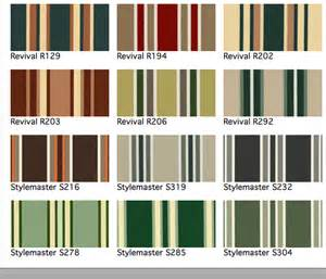 Coolabah Awning Fabric Colours Undercover Canvas
