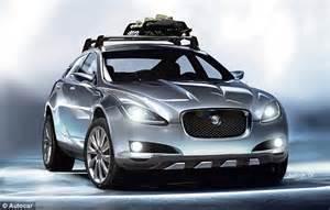 who makes jaguar car jaguar makes leap into 4x4 market with new prototype and
