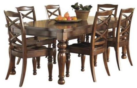 Porter Dining Room Set Porter 7 Dining Set Homemakers Furniture