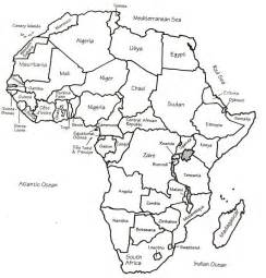 africa map black and white best photos of black and white map of africa black and