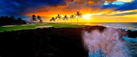 big island hawaii golf waikoloa beach resort