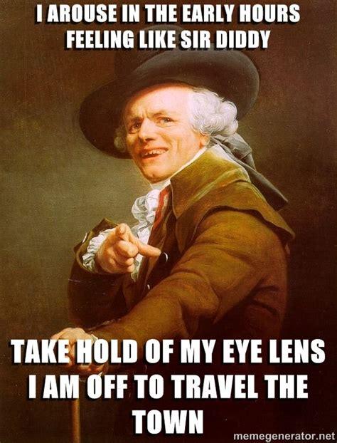 Old English Meme - tik tok old english style