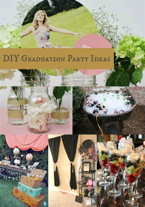party themes of 2015 diy graduation party crafts 171 momadvice
