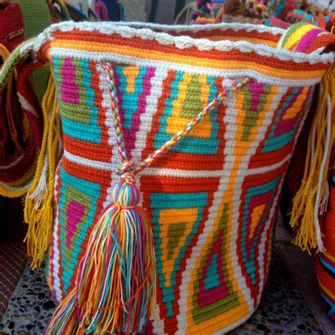 Tapisserie Bébé by Mochila Wayuu Inspiration Wayuu Mod 232 Les De