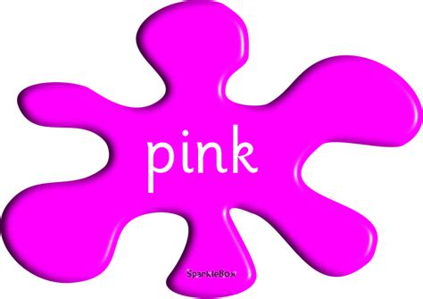 and pink splash colours learningenglish esl