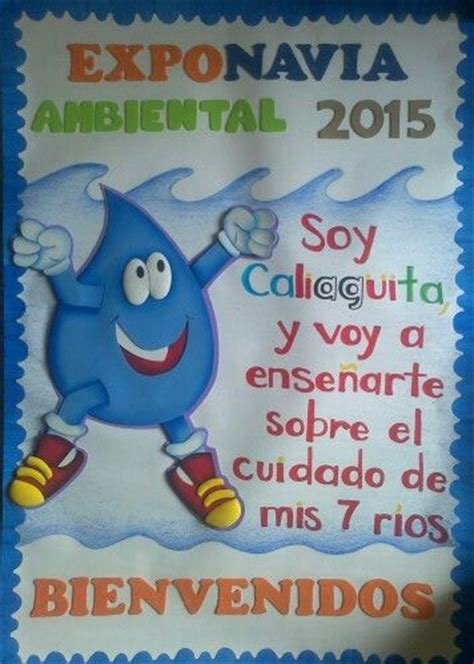 Cartelera Escolar Sobre El Agua   17 best images about carteleras escolares on pinterest