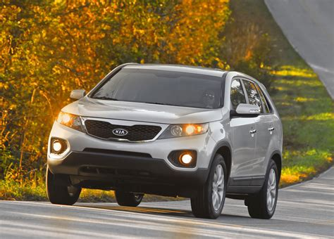 Kia Made In America 2011 Kia Sorento Enters Cuv Segment