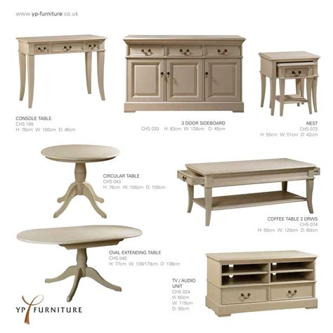 yp furniture ltd country house living dining