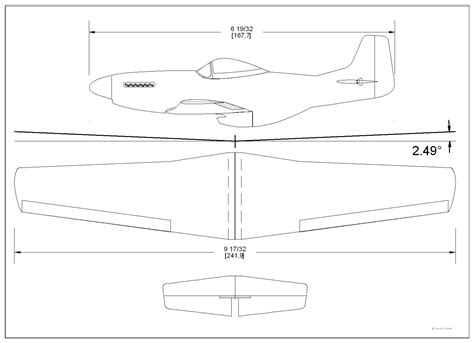build balsa wood airplane template  plans
