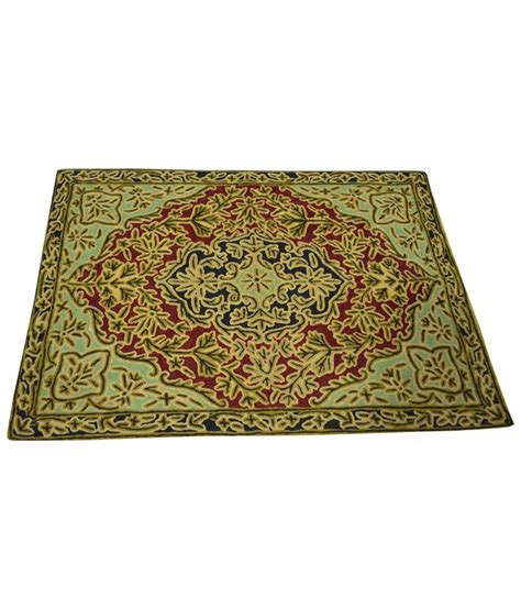 Traditional Evergreen Handmade Rug Buy Traditional Handmade Rugs Value
