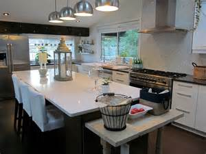 updated kitchens kitchen week day 4 julia s new updated kitchen hooked on houses