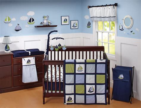 Nautical Baby Nursery Decor Nautical Decor For Baby Nursery Thenurseries