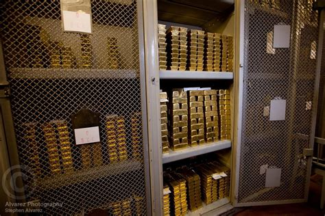gold bank alvarez photography print and stock the gold reserves of