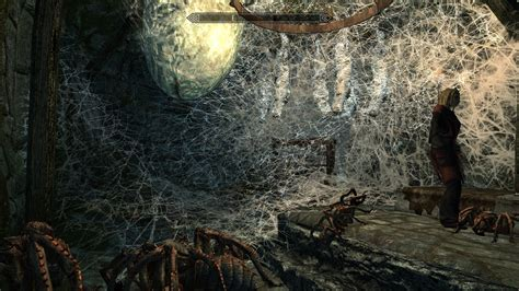 spider room spider room for lis brotherhood spider at skyrim nexus mods and community