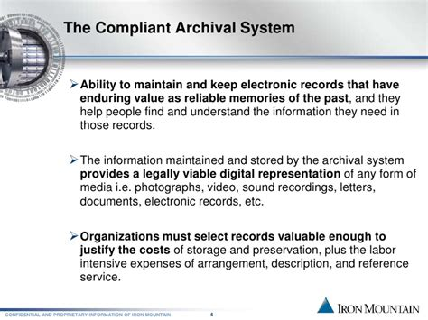 design criteria standard for electronic records management preserving electronic records records management best
