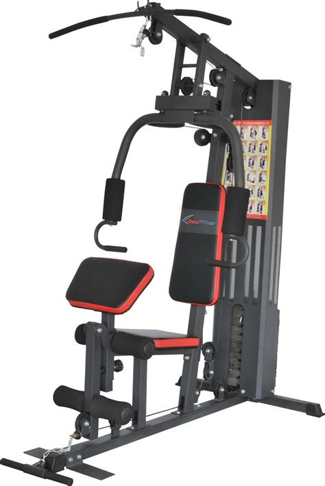 single station multigym machine bf 168cg benefitness