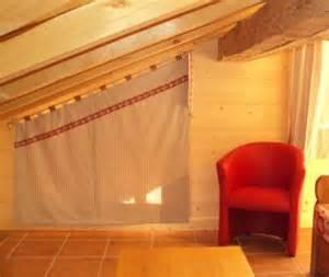 rideau fenetre rideau pour fenetre oblique