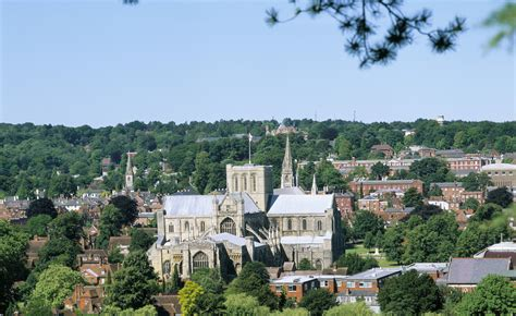 winchester named the best place to live in britain aol winchester has been named the best place to live in the uk