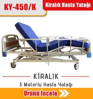hasta yatagi kiralama hizmetleri ve satilik hasta yataklari