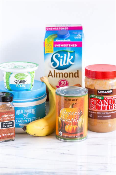 Almond Milk Flavour 500gr Crunchy Peanut peanut butter pumpkin spice protein smoothie stove