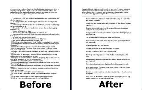 bad before and those in between books formatting with notepad and word