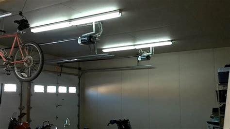 In Garage Lighting by New Garage Lighting