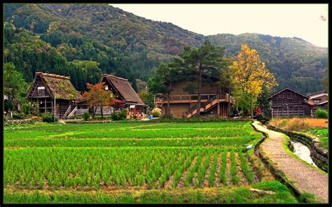 small villages small villages in japan bing images