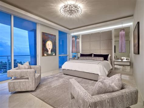 cool  calm high  bedroom design ideas  steven