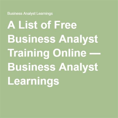 Business Analyst Related To Mba Subjects by 348 Best Images About Work On Devices