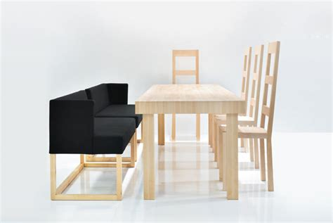 modern dining room set belami by bruehl ultra modern decor