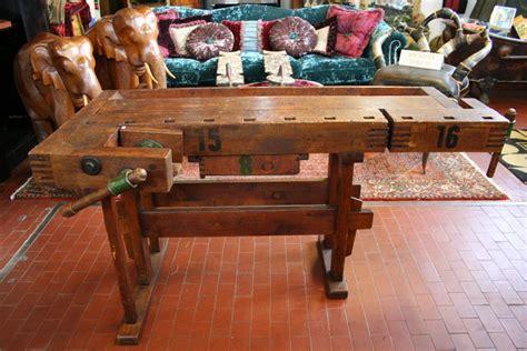 tavolo da lavoro falegname arredi da negozio banco da falegname piccolo