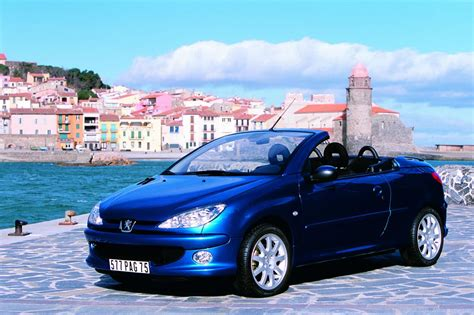 peugeot cabriolet 206 peugeot 206 cc buying guide