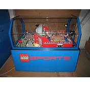 Lego Sports NBA Stadium Official Display On EBay With
