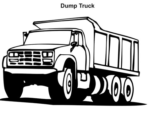coal car coloring page dump truck coloring pages printable free coloringstar