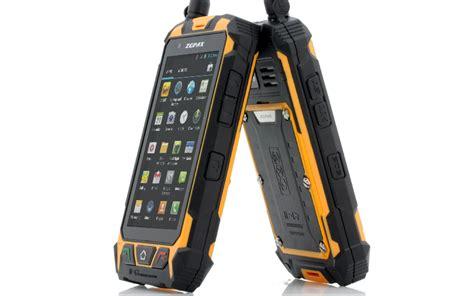 rugged phones australia zgpax s9 4 5 inch rugged android phone walkie talkie ip67 waterproof gps laser light