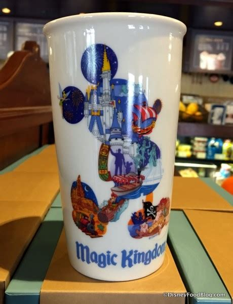spotted new disney parks starbucks tumblers and new magic - Disney Startbucks Ceramic Tumbler