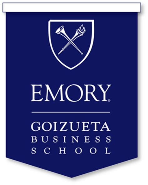 Emory 2018 Mba Academic Calndar by B N At Emory Bookstore Goizueta Business School Banner
