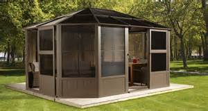 Costco Gazebo Sojag by Sun Shelters Solariums And Outdoor Furniture Sojag