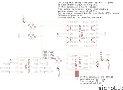 4 20ma to 0 10v converter circuit diagram wiring diagrams