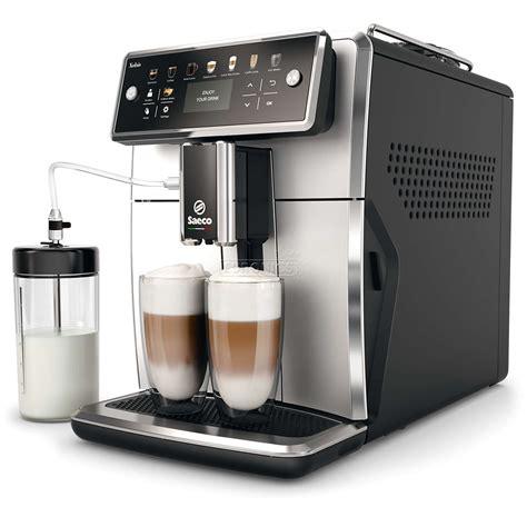 Coffee Maker Philips Saeco espresso machine saeco xelsis philips sm7581 00