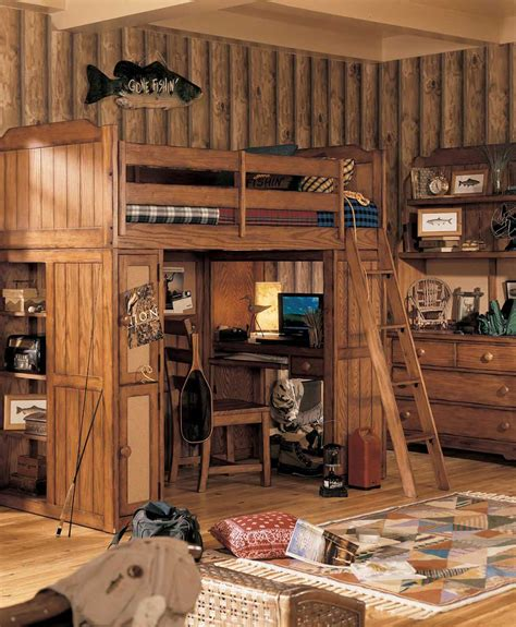 bedroom themes for boys cabin theme bedrooms rustic decor