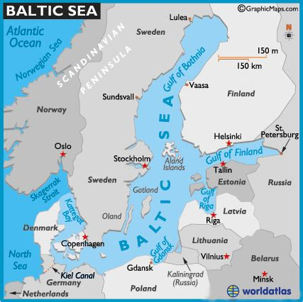 baltic sea map map of baltic sea baltic sea map location world seas world atlas