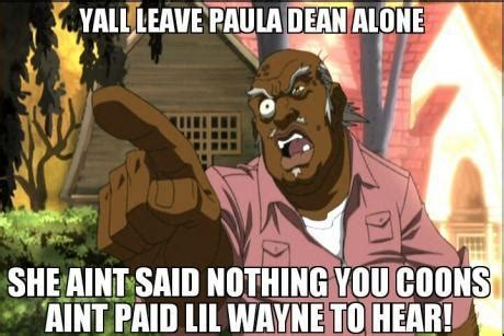 Uncle Ruckus Memes - don t trust them new niggas over there the garden party