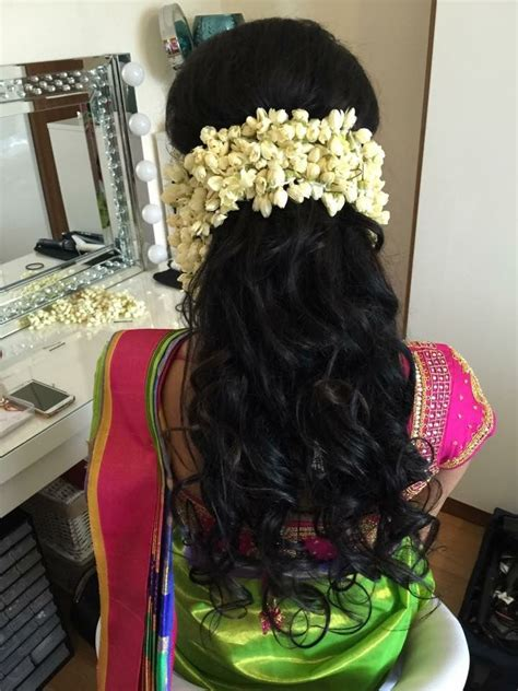 open hairstyles for party dailymotion 1000 ideas about indian bridal hairstyles on pinterest