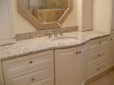 bathroom cabinet tops c m cabinets and granite llc