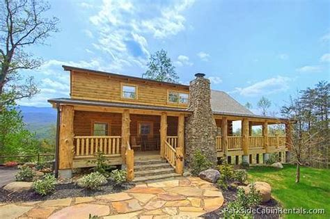 parkside cabin rentals in gatlinburg tn rentals in