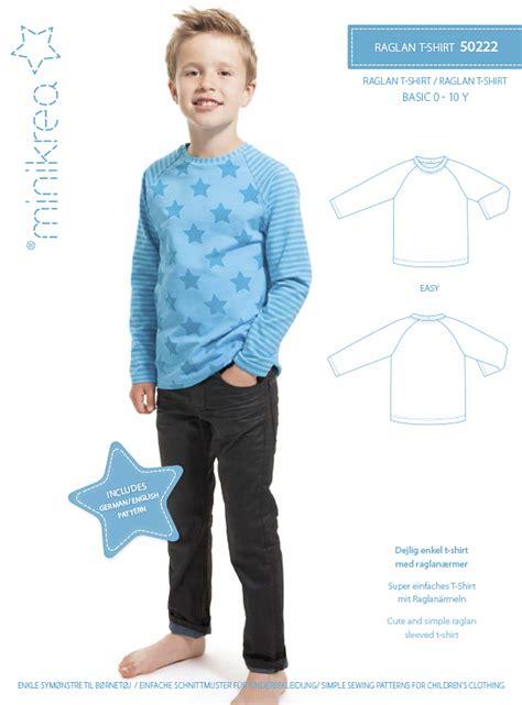 t shirt paper pattern 50222 raglan t shirt paper pattern minikrea