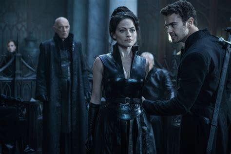 underworld film series cast underworld blood wars set visit part 3 director anna